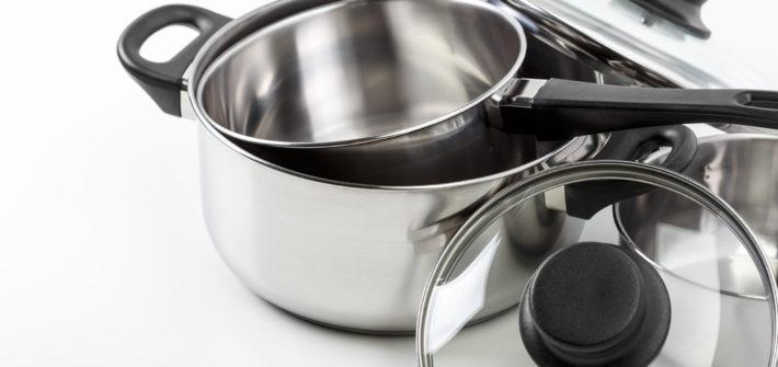 les bons matériaux de cuisine